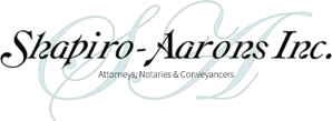 Shapiro-Aarons Inc.